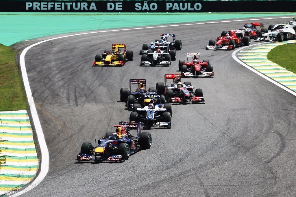 Los Horarios Del Gp De Brasil De F1 2017