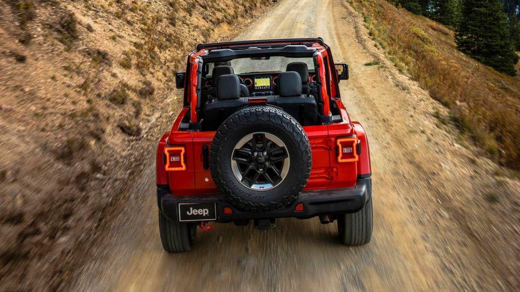 jeep wrangler 2018: todas sus imágenes y datos oficiales - motor.es