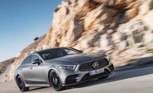 El nuevo Mercedes CLS presentado oficialmente en Los Ángeles