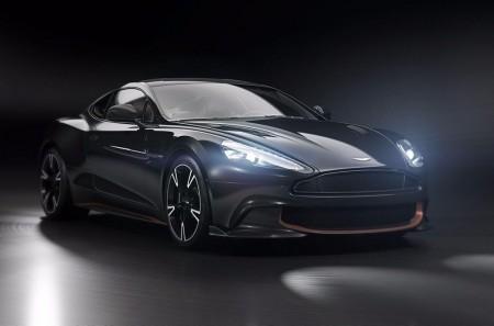 Aston Martin Vanquish S Ultimate: una edición limitada que sabe a despedida