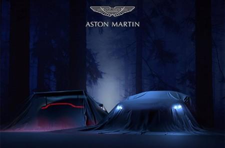 Aston Martin nos adelanta la nueva generación del Vantage