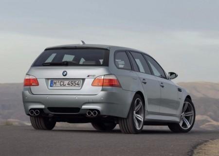 BMW M5 Touring: un modelo que dejó el mercado por culpa del X5 M