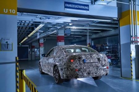 BMW muestra cómo se camuflan sus prototipos del nuevo Serie 3