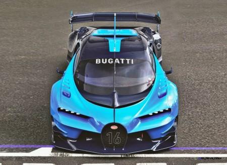 El único Bugatti Vision Gran Turismo ya tiene nuevo dueño
