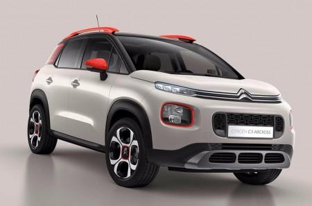 El nuevo Citroën C3 Aircross consigue 5 estrellas Euro NCAP