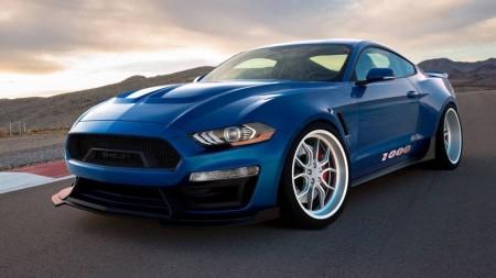 Los Ford Mustang más espectaculares del SEMA 2017