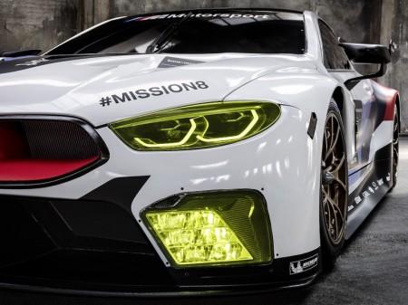#Mission8: El camino a la vida del BMW M8 GTE