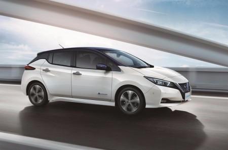 El nuevo Nissan Leaf es un éxito de ventas por Internet