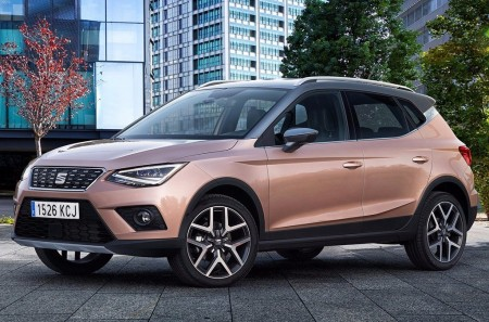 El nuevo SEAT Arona incorpora a su gama el motor diésel 1.6 TDI de 95 CV