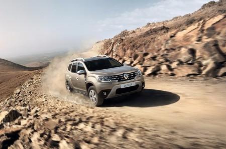 Así luce el nuevo Dacia Duster 2018 con el rombo de Renault