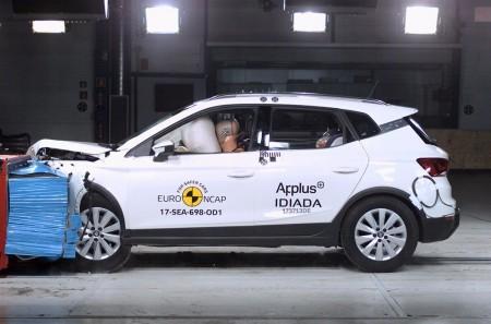 El nuevo SEAT Arona cumple con lo esperado y obtiene 5 estrellas Euro NCAP