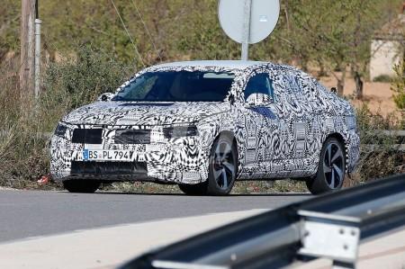 Volkswagen Jetta GLI 2018: cazada la versión GTI del Jetta