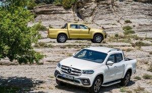 Prueba Mercedes Clase X, llega el pickup premium con carácter SUV