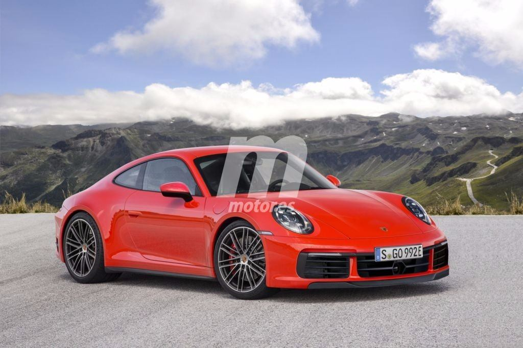 Porsche 911 as ser el nuevo dise o de la pr xima for Porche diseno