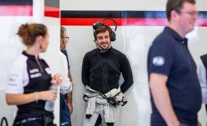 """Vasselon: """"Alonso tuvo una adaptación rápida, es un buen novato"""""""