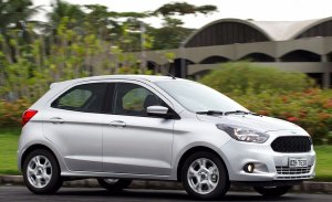 Brasil - Octubre 2017: El Ford Ka iguala su mejor actuación