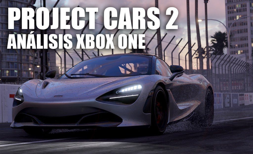 an lisis project cars 2 para xbox one nace una nueva saga. Black Bedroom Furniture Sets. Home Design Ideas