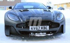 El nuevo Aston Martin Vanquish, cazado en las pruebas de invierno de Laponia