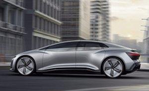 Exclusiva: Audi prepara una berlina e-tron gemela del Porsche Mission E