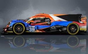 SO24 y BAR1 ponen rumbo hacia las 24 Horas de Le Mans