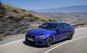 Exclusiva: BMW prepara un nuevo motor para un M5 híbrido