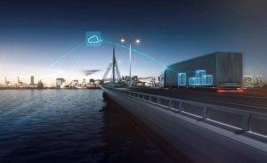 Bosch mejora la conectividad entre flotas de transporte en el CES 2018