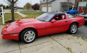 Aparece en Craiglist un Chevrolet Corvette ZR1 de 1990 a estrenar