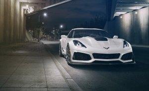 Hennessey anuncia su nuevo Corvette ZR1 modificado de 1.217 CV