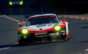 Cuatro Porsche 911 RSR GTE oficiales para ganar Le Mans
