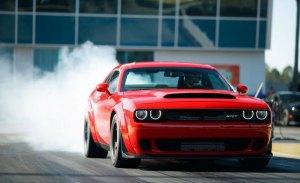 El Dodge SRT Demon tiene más potencia de la anunciada
