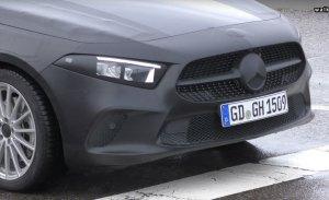 Un nuevo vídeo revela novedades de la nueva generación del Mercedes Clase A