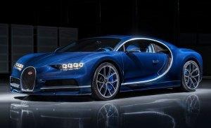 Bugatti alcanza su objetivo para 2017: entregar 70 unidades del Chiron