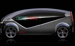 Fisker Orbit: un servicio de transporte de viajeros autónomo para 2018