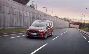Ford Tourneo Connect y Courier 2018: novedades mecánicas y tecnológicas