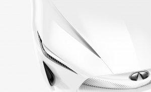 Infiniti desvelará un nuevo concept car en el Salón de Detroit 2018