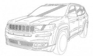 Jeep Grand Commander: la posible denominación para el Yuntu concept