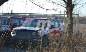 Jeep Renegade 2019: la renovación del conocido SUV está en marcha