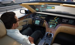 LG y HERE trabajarán en el desarrollo de tecnologías para coches autónomos