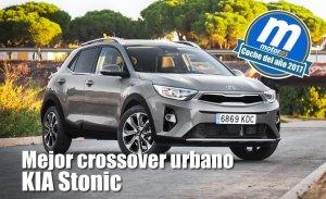 Mejor crossover urbano 2017 para Motor.es: KIA Stonic