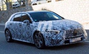 Se confirma el Mercedes-AMG A 35 2018 como la versión deportiva de acceso