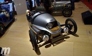 La versión de producción del Morgan EV3 llegará en 2018
