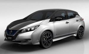 Nissan adelanta el nuevo Leaf Grand Touring Concept