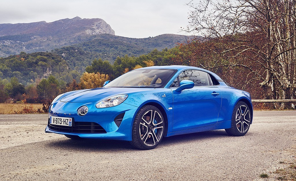 el nuevo alpine a110 premi re dition ya tiene precio en espa a. Black Bedroom Furniture Sets. Home Design Ideas