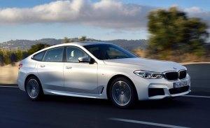 El nuevo BMW Serie 6 GT añade a su gama una versión diésel de 320 CV