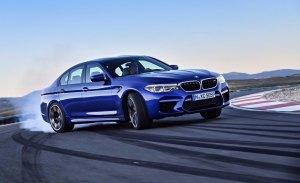 Se inicia la comercialización del BMW M5 2018 en España