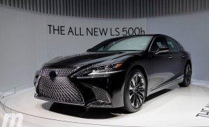 Llega el nuevo Lexus LS 500h 2018: precios y gama para España
