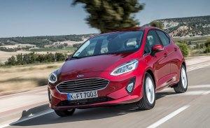 Holanda - Noviembre 2017: El nuevo Ford Fiesta entra con buen pie
