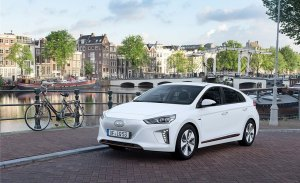 Noruega - Noviembre 2017: El Hyundai Ioniq entra en el Top 10