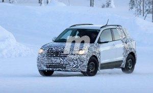 Un primer vistazo al Volkswagen T-Cross, el nuevo SUV que llegará en 2018