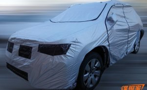 Misterioso SUV compacto de Volkswagen cazado en China